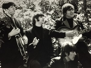 The (real) Beatles and not the Beatles (Ind)